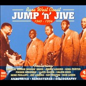Various Artists: Rare West Coast Jump 'N' Jive 1945-1954 [Box]