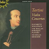 Tartini: Violin Concertos