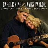 James Taylor (Soft Rock)/Carole King: Live at the Troubadour [Digipak]