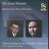 Master of the Piano Roll: The Great Pianists, Vol. 11