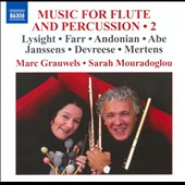 Music For Flute And Percussion, Vol. 2