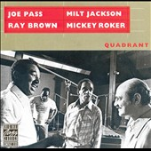 Joe Pass: Quadrant