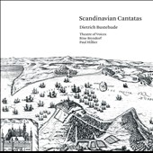 Scandinavian Cantatas / Paul Hillier