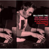 Bill Evans (Piano): Very Last Performance