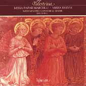 Palestrina: Missa Brevis / David Hill, Westminster Choir