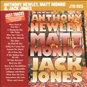Karaoke: Karaoke: Hits of Anthony Newley, Matt Monro & Jack Jones