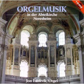 Bach, Kittel: Organ Works / Jon Laukvik