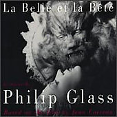 Glass: La Belle et la B&ecirc;te / Riesman, Philip Glass Ensemble