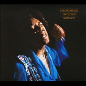 Jimi Hendrix: Hendrix in the West [Digipak]