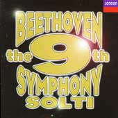 Beethoven: The 9th Symphony / Solti, Chicago SO & Chorus