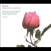 English Classics: Elgar, Delius, Butterworth, Finzi, et al. / Elder