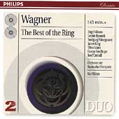 Wagner: The Best of the Ring / B&ouml;hm, Nilsson, Rysanek, et al