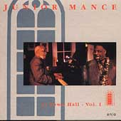 Junior Mance: At Town Hall, Vol. 1