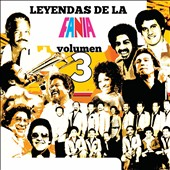 Various Artists: Leyendas De La Fania, Vol. 3 [2012]