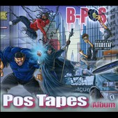 BPos: Pos Tapes the Album [PA] [Slipcase]
