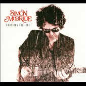 Simon McBride: Crossing the Line [Digipak] *