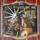 Hinder: Welcome to the Freakshow [Clean] *