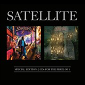 Satellite: A Street Between Sunrise and Sunset/Into the Night [Special Edition] [Box]