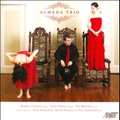 Almeda Trio Plays Ferguson: Solstice Suite; Piazzolla: Cuatro Estanciones Portenas; Schoenfield: Caf&eacute; Music / Almeda Trio