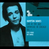 Hampton Hawes: Live at the Jazz Showcase in Chicago, Vol. 1 [Digipak]