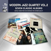 The Modern Jazz Quartet: 7 Classic Albums 2