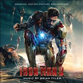 Brian Tyler: Iron Man 3 [Original Motion Picture Soundtrack]