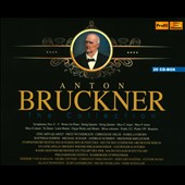 The Bruckner Collection - Complete symphonies, Masses; Te Deum; Motets; Organ Works; Piano works / Tintner, Tennstedt, Wand et al.
