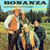 Various Artists: Bonanza: A Ponderosa Party