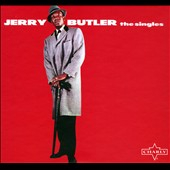 Jerry Butler: The Singles [Digipak] *