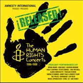 Various Artists: ¡Released! The Human Rights Concerts, 1986-1998