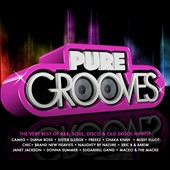 Various Artists: Pure Grooves [Digipak]