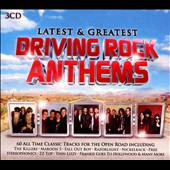 Various Artists: Latest & Greatest Driving Rock Anthems [Box]