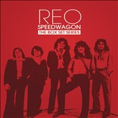 REO Speedwagon: The Box Set Series [Box] *