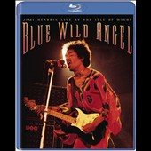 Jimi Hendrix: Blue Wild Angel: Jimi Hendrix Live At the Isle of Wight [Blu-Ray]