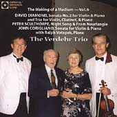 The Making of a Medium Vol 6 - Diamond, et al / Verdehr Trio