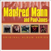 Manfred Mann (Group)/Paul Jones: Original Album Series [Slipcase] [8/4] *