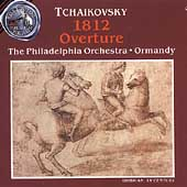 Tchaikovsky: 1812 Overture / Ormandy, Philadelphia Orchestra