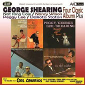 George Shearing: Four Classic Albums Plus