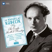 Rafael Kubelik: The Complete HMV Recordings - Works of Gluck, Mozart, Mendelssohn, Schubert, Beethoven et al. / Czech, Royal & Vienna PO; Danish RSO; Kubelík