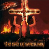 Sinner: The End of Sanctuary [Digipak]