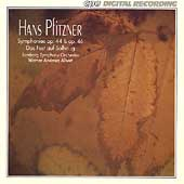 Pfitzner: Symphonies Opp 44 & 46, etc / Albert, Bamberg SO
