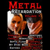 Various Artists: Metal Retardation, Vol. 4