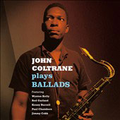 John Coltrane: Plays Ballads