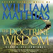 Gloriae Dei Cantores - The Doctrine of Wisdom