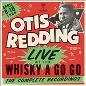 Otis Redding: Live at the Whisky a Go Go: The Complete Recordings [Box]