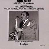 Don Byas: Midnight at Minton's
