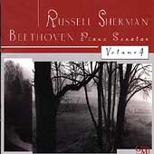 Beethoven: Piano Sonatas Vol 4 / Russell Sherman