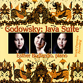 Godowsky: Java Suite / Esther Budiardjo