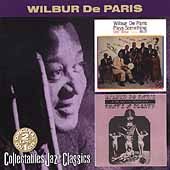 Wilbur De Paris: Plays Something Old, New, Gay, Blue/That's a Plenty