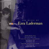 The Music of Ezra Laderman Vol 1 / Robinson, Parisot, et al